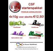 Cologne Shrimp Food CSF starterpakket garnalenvoer