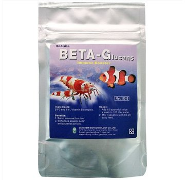 Genchem Biomax Genchem Biomax Beta-Glucans - 50g