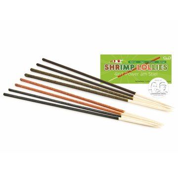 GlasGarten GlasGarten Shrimp Lollies - 4in1 Sticks 8 stuks
