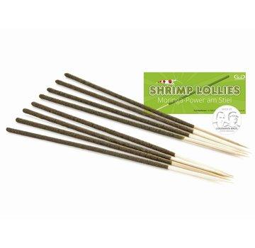 GlasGarten GlasGarten Shrimp Lollies - Moringa Sticks 8 stuks