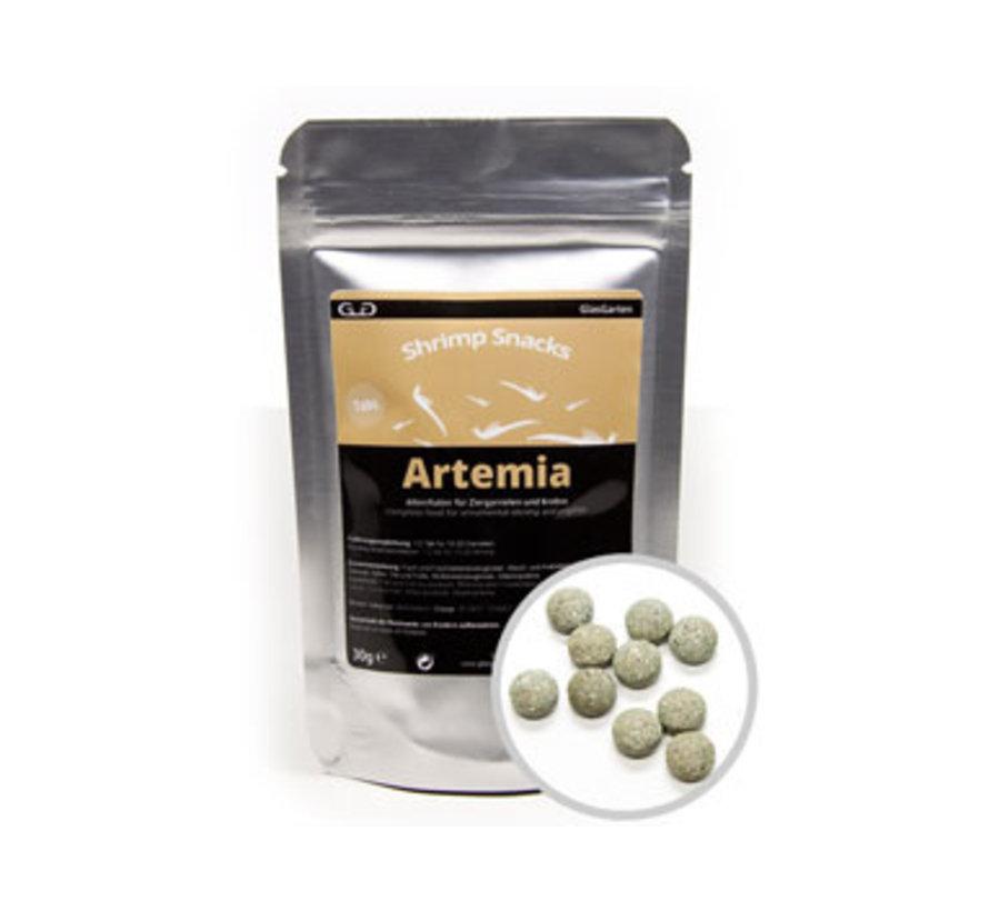 GlasGarten Shrimp Snacks Artemia, 30g