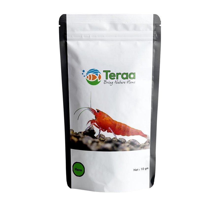 Teraa Shrimp Food Hara - Plantaardig voer