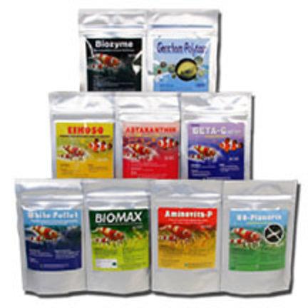 Genchem Biomax - garnalenvoer
