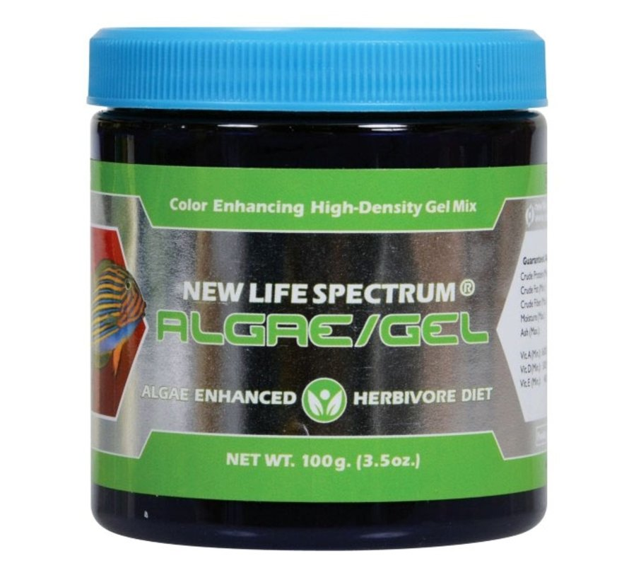 New Life Spectrum Algae Gel