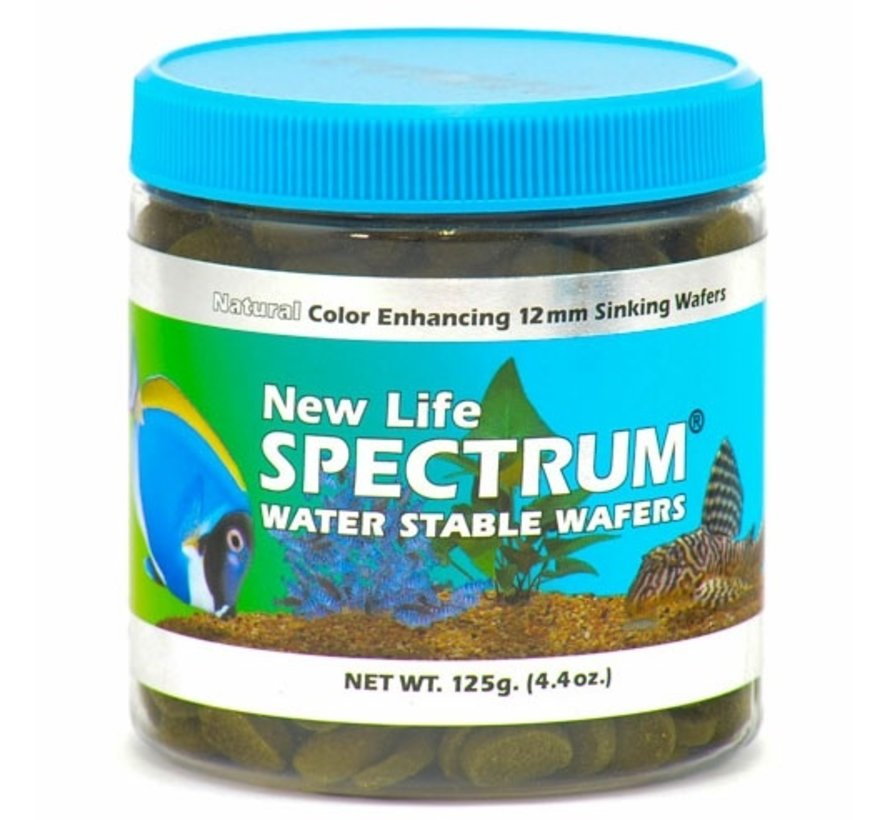 New Life Spectrum H2O Stable Wafers