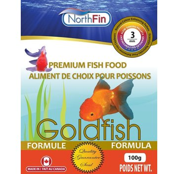 NorthFin NorthFin Goldfish Formula - voor goudvissen