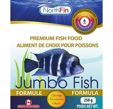 NorthFin NorthFin Jumbo Fish Formula