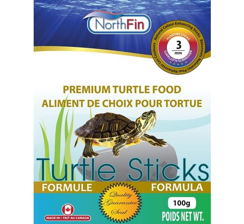 NorthFin NorthFin Turtle Sticks - schildpaddenvoer