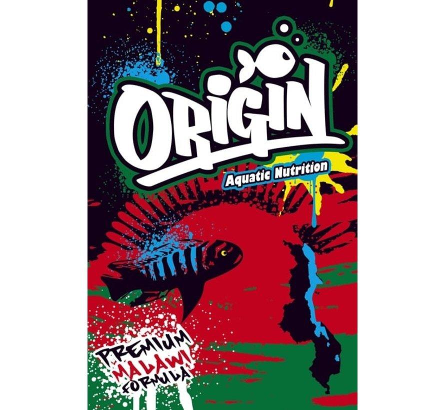 Origin Aquatic Nutrition Premium Malawi Formula