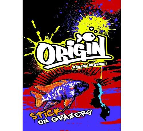 Origin Aquatic Nutrition Origin Aquatic Nutrition Stick on Grazers