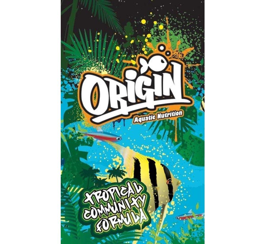 Origin Aquatic Nutrition Tropical Community Formula