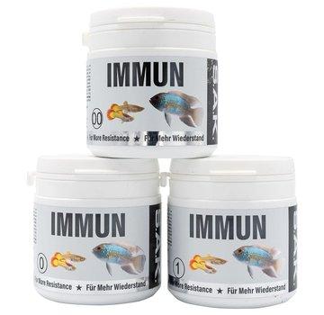 S.A.K. - Exot Hobby S.A.K. Immun  - speciaal immuunsysteem verhogend voer