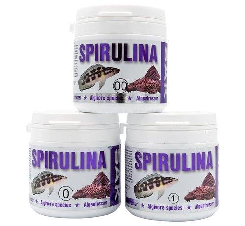 S.A.K. - Exot Hobby S.A.K. Spirulina  - speciaal Spirulina voer