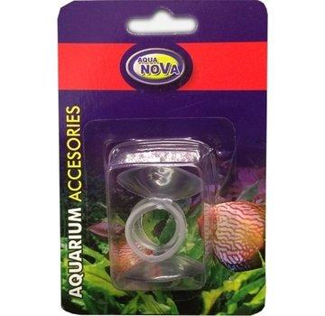 Aqua Nova Aqua Nova 2x zuignap 12-16mm voor slangen