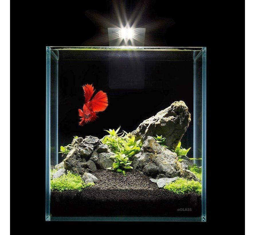 AquaLighter Aquarium Set Nano 10L
