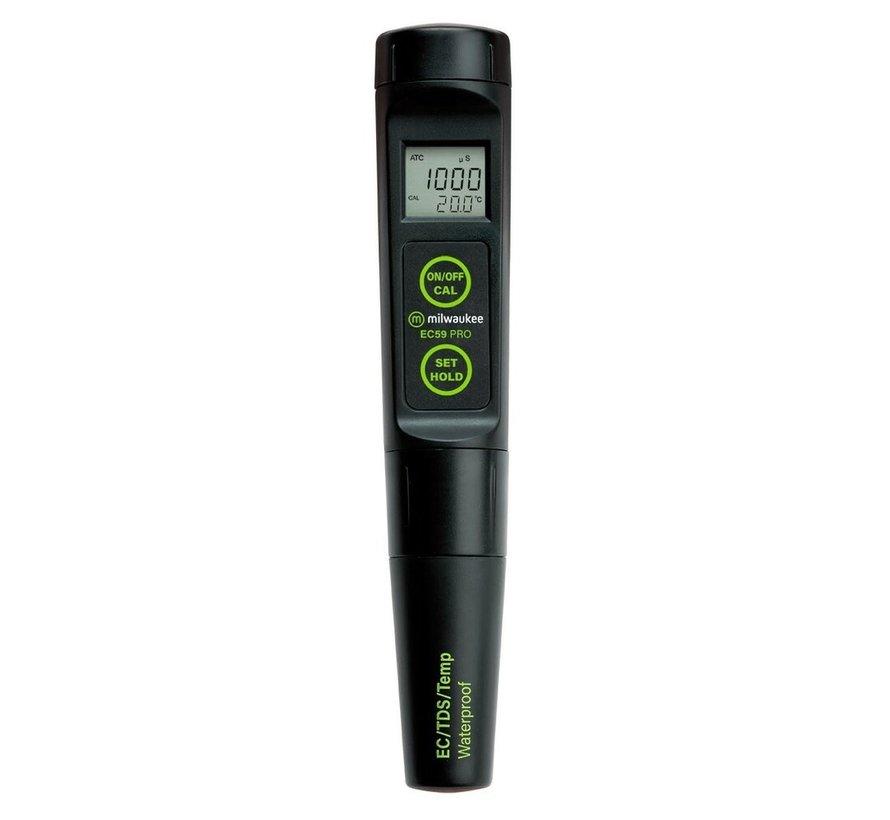 Milwaukee EC59-PRO digitale EC + TDS + temperatuur meter