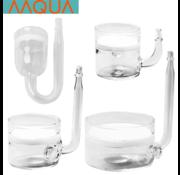 de Visvoer WebWinkel AAQUA CO2 diffusor glas