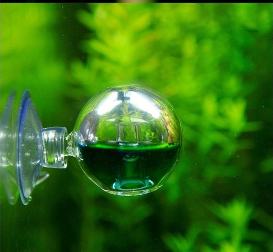 AAQUA CO2 drop checker rond - CO2 tester
