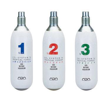 ADA Aqua Design Amano ADA CO2 navul cardridge System 74-YA/Ver.2