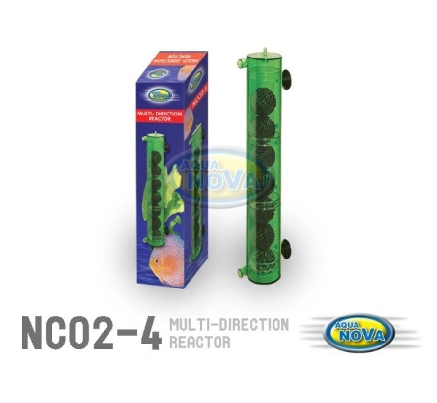 Aqua Nova CO2 reactor large - vanaf ca 220 liter