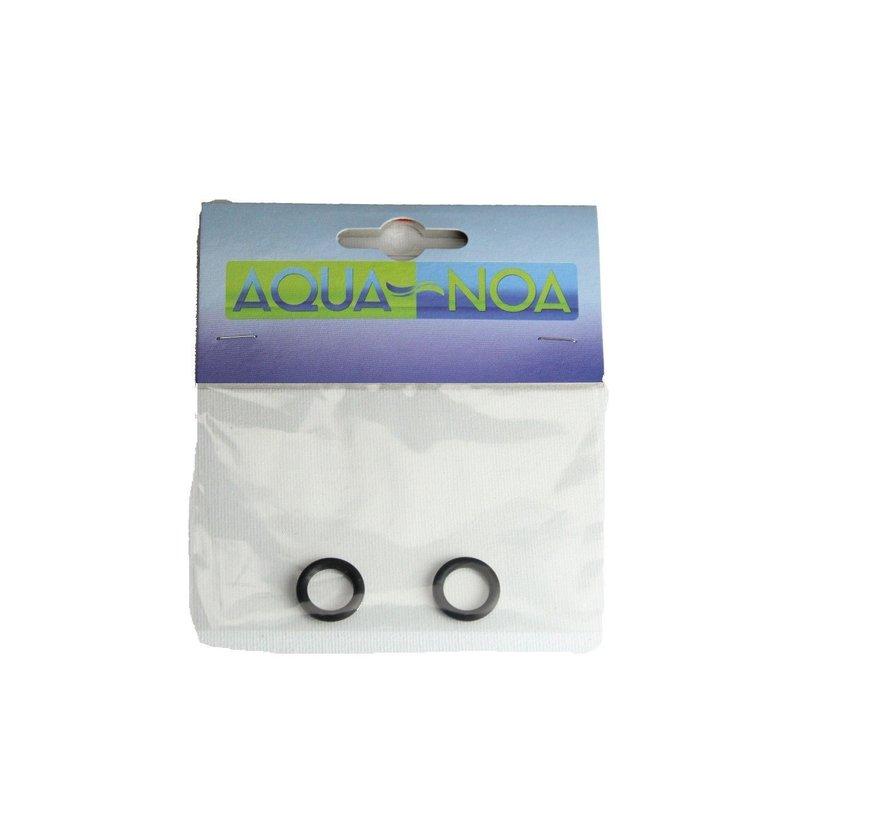 Aqua-Noa CO2 afdichting voor drukregelaar Basic hervulbaar - 2-pack
