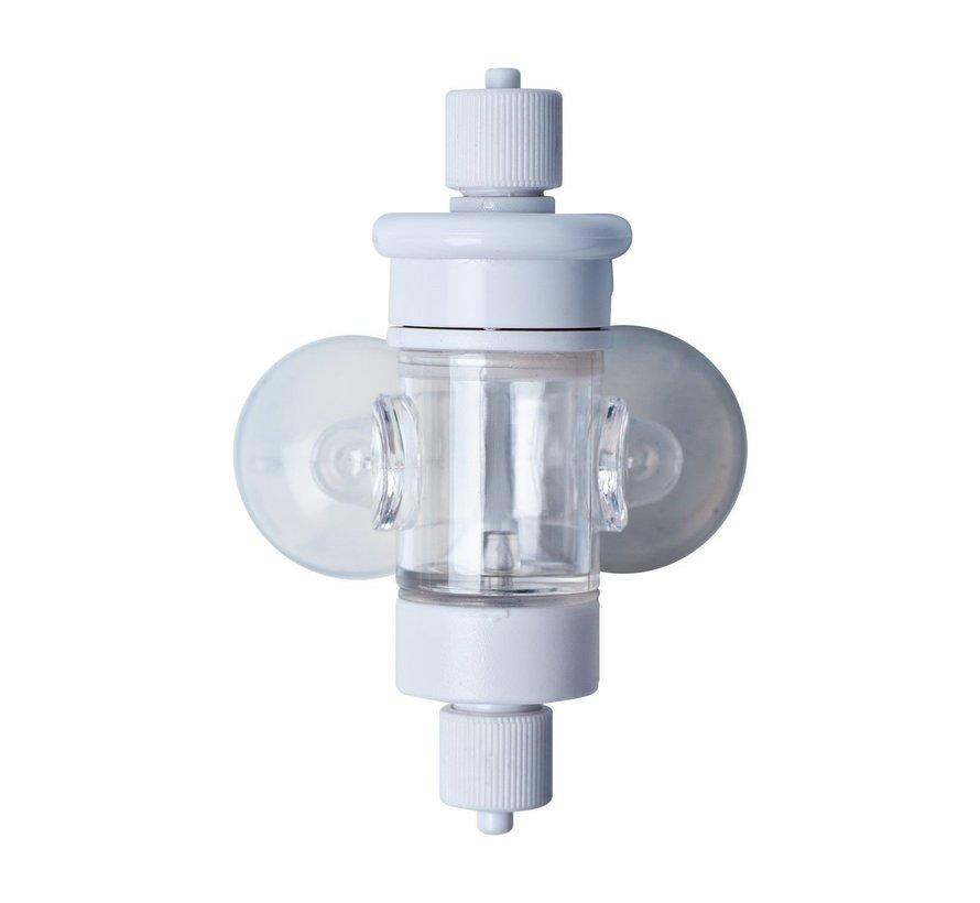 Aqua-Noa CO2 bellenteller P met terugslagklep