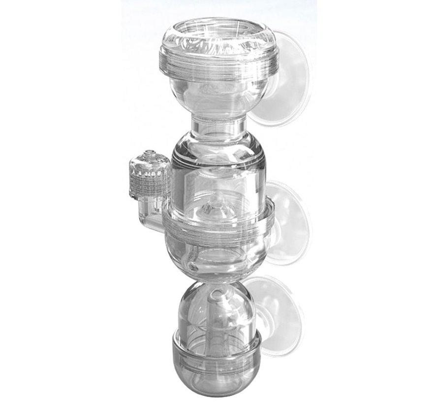 Aqua-Noa CO2 Diffusor M-serie 4in1 90 tot 300L