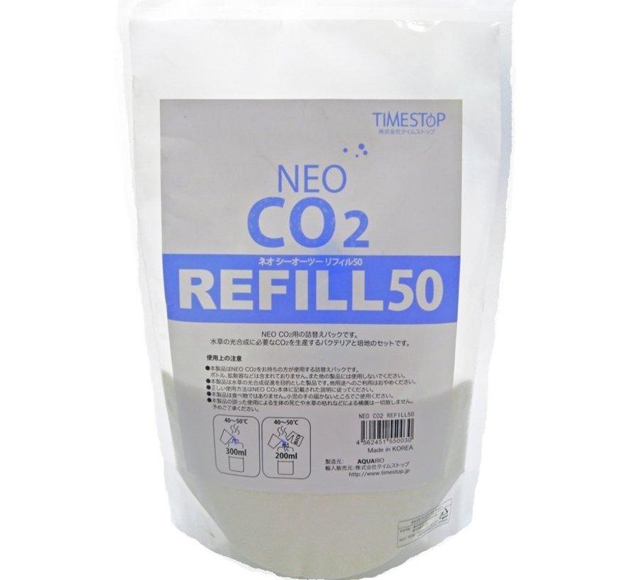 Aquario NEO Bio CO2 refill