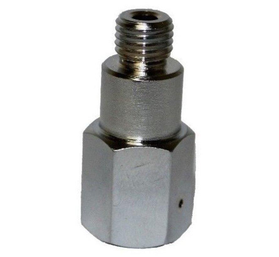 CO2 Adapter 10 - Dennerle M10x1,25 naar Aqua-Noa M11x1