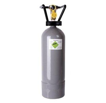 de Visvoer WebWinkel CO2 fles 1500 gram hervulbaar (gevuld)