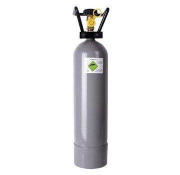 de Visvoer WebWinkel CO2 fles 2000 gram hervulbaar (gevuld)