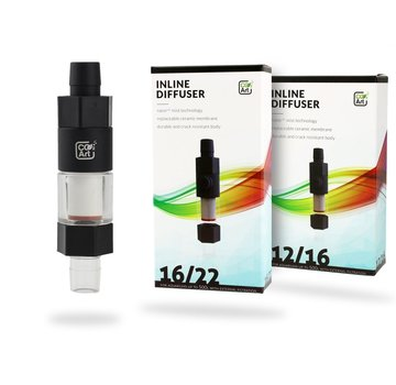 CO2Art CO2Art Inline CO2 atomizer 12/16mm of 16/22mm