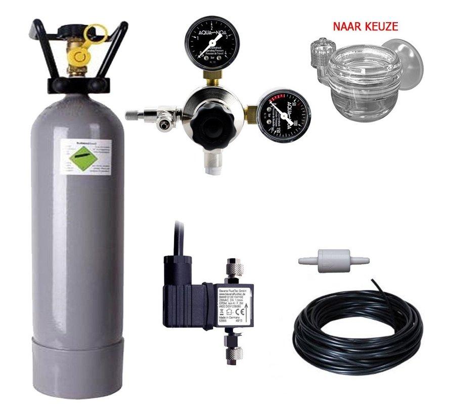 Complete CO2 set PROFI 3000 gram
