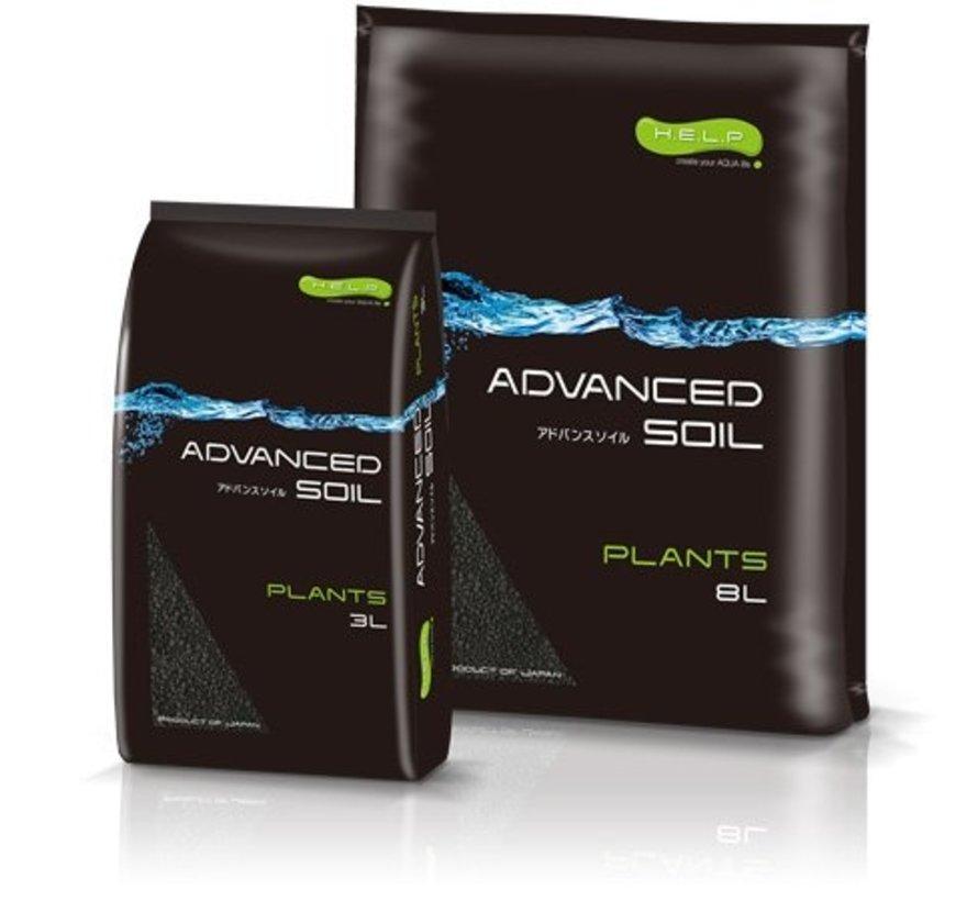 HELP Advanced Soil for Plants 3L of 8L