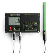 Milwaukee Milwaukee MC120 PRO pH monitor met ijkvloeistof