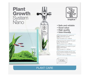 Tropica Tropica CO2 System Nano complete CO2 set