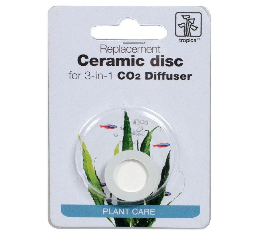 Tropica keramische schijf voor 3-in-1 CO2 diffusor