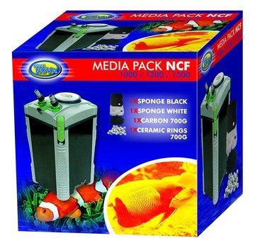 Aqua Nova Aqua Nova filtermedia pack voor NCF-1000, NCF-1200 en NCF-1800 filter