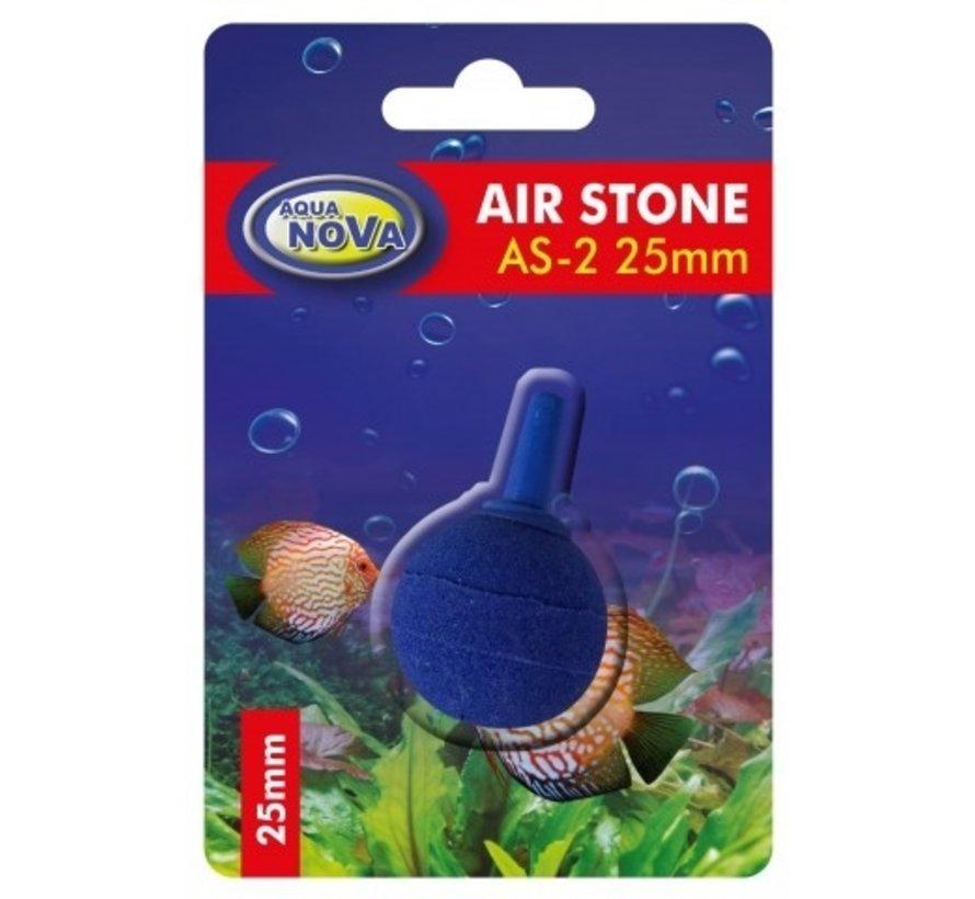Aqua Nova luchtsteen bal 25mm