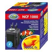 Aqua Nova Aqua Nova NCF-1000 extern aquariumfilter - 1000l/h