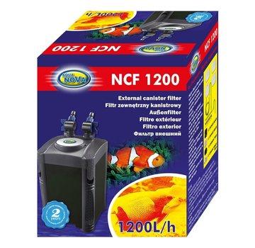 Aqua Nova Aqua Nova NCF-1200 extern aquariumfilter - 1200l/h
