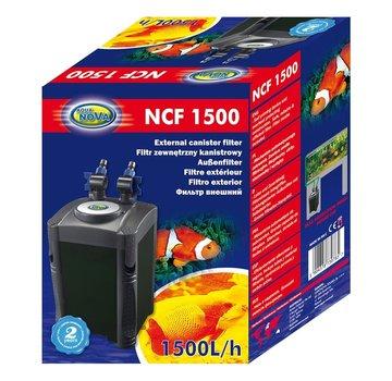 Aqua Nova Aqua Nova NCF-1500 extern aquariumfilter - 1500l/h