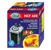 Aqua Nova Aqua Nova NCF-600 extern aquariumfilter - 600l/h