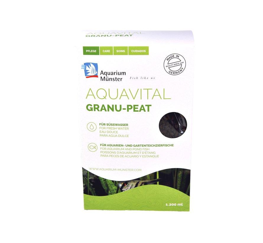 Aquavital Granu-Peat turfgranulaat