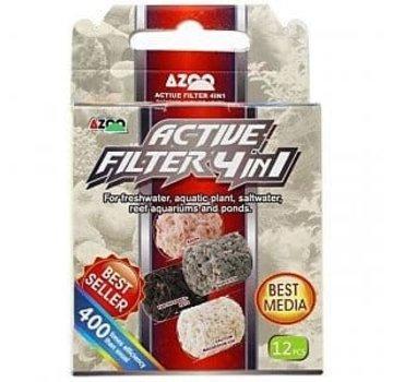 Azoo AZOO filterfiltermateriaal 4 in 1 voor MIGNON 150