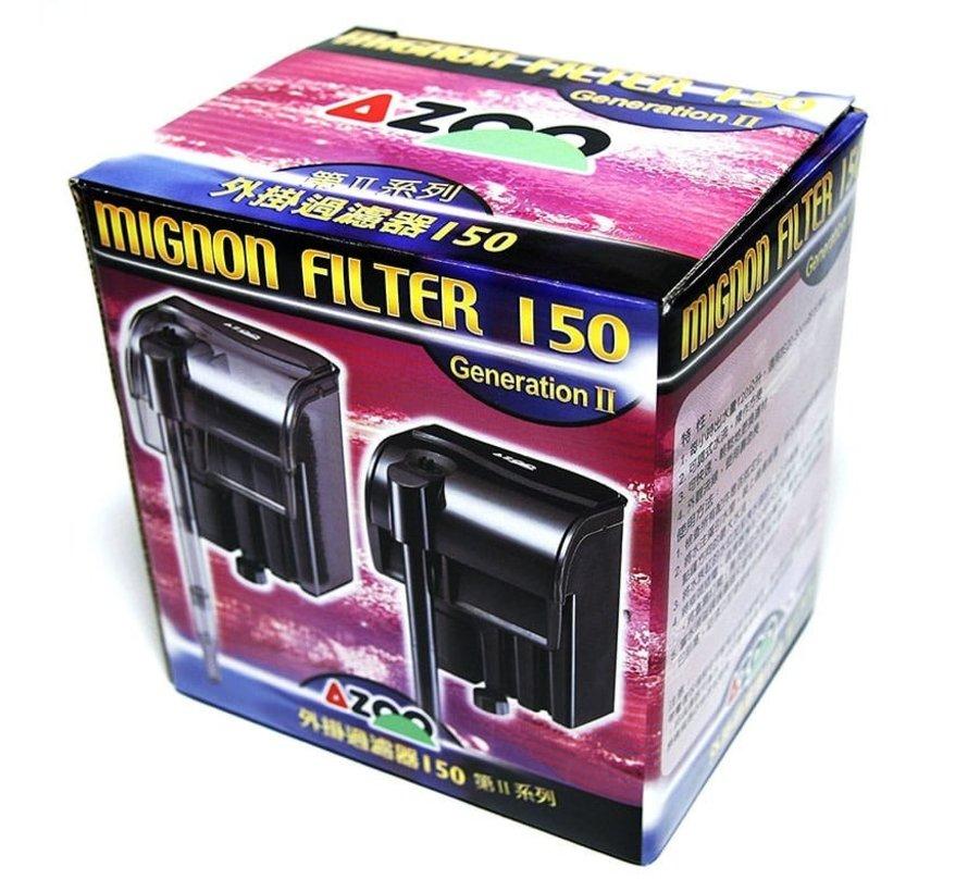 AZOO HangOn Filter MIGNON 150