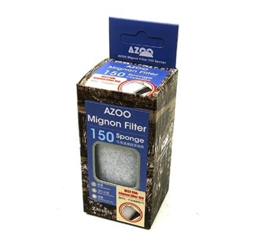 AZOO vervangingsspons voor MIGNON 150
