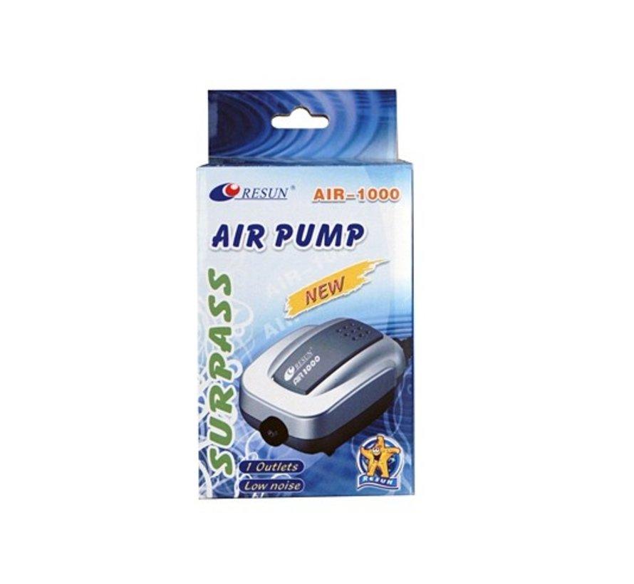Resun Air 1000 luchtpomp
