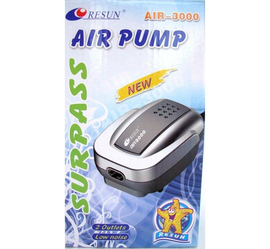 Resun Air 3000 luchtpomp