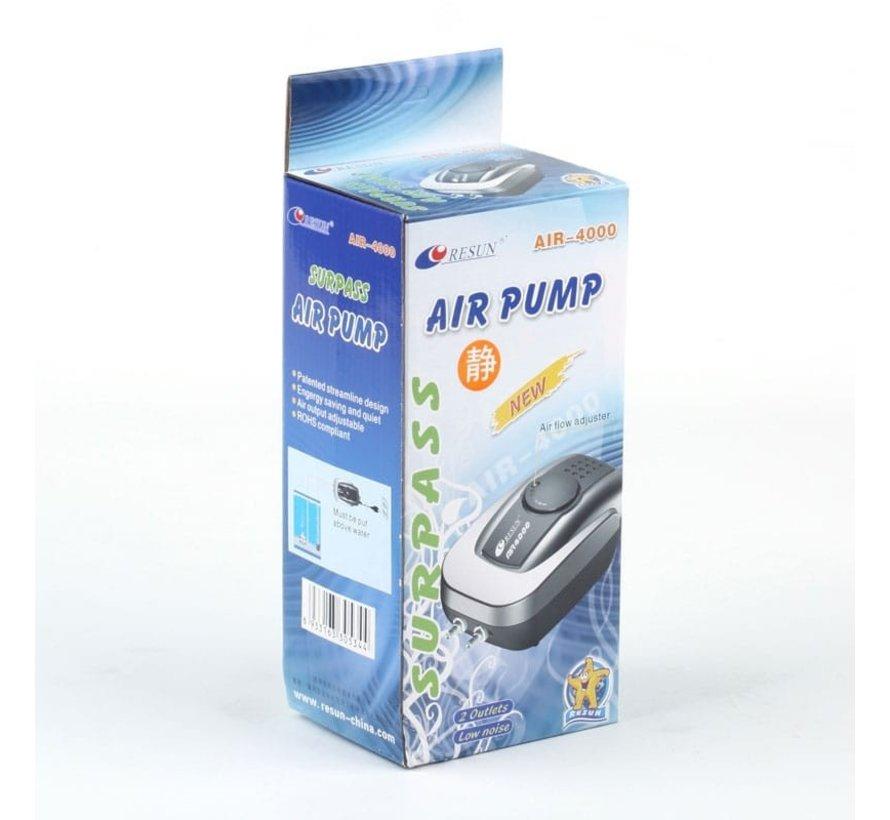 Resun Air 4000 luchtpomp